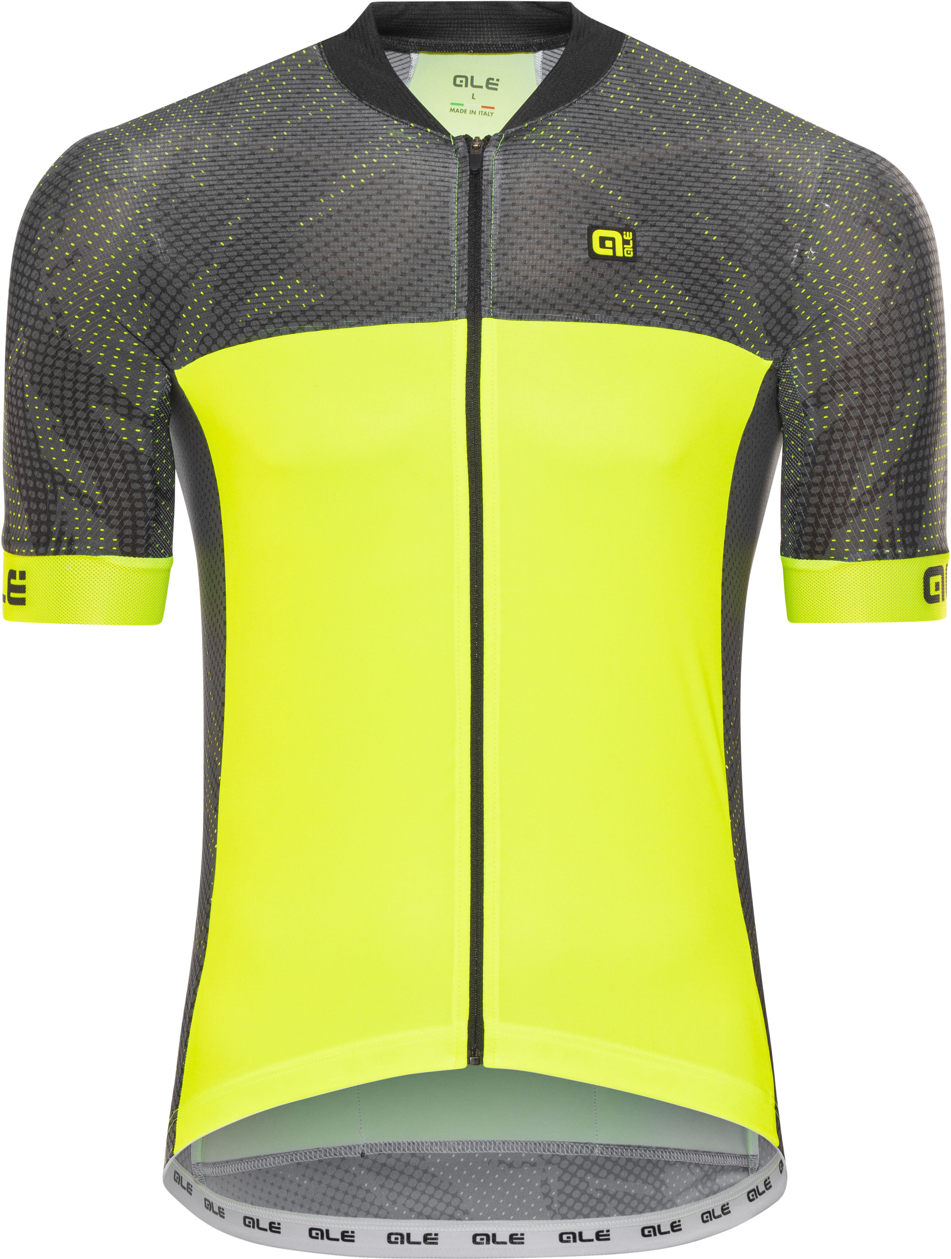 Alé Cycling Formula 1.0 Ultimate Bike Jersey Shortsleeve Men yellow black da167ae0e